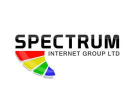 nº 3 pour Logo Design for Spectrum Internet Group LTD par shooklg