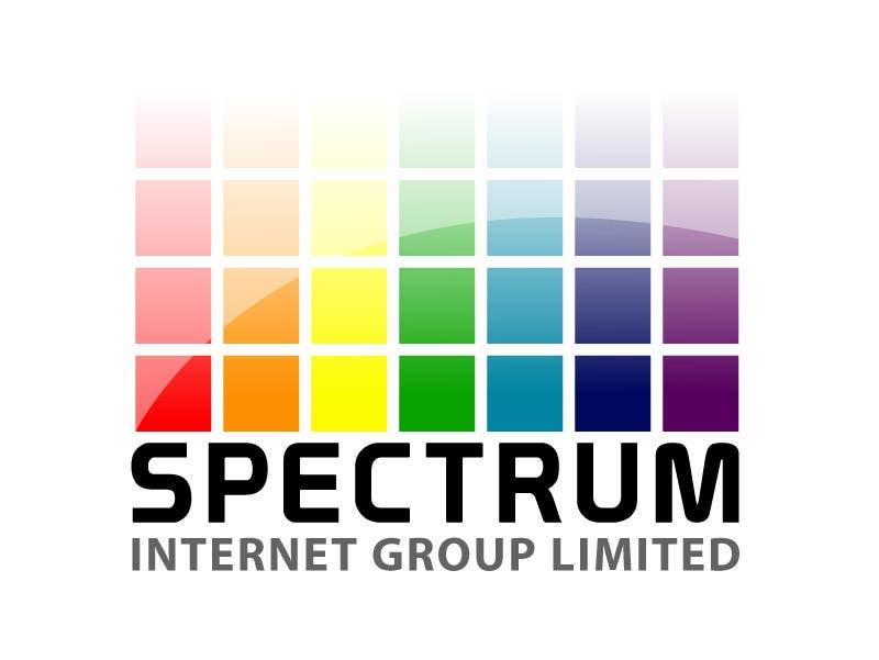 Penyertaan Peraduan #1 untuk Logo Design for Spectrum Internet Group LTD