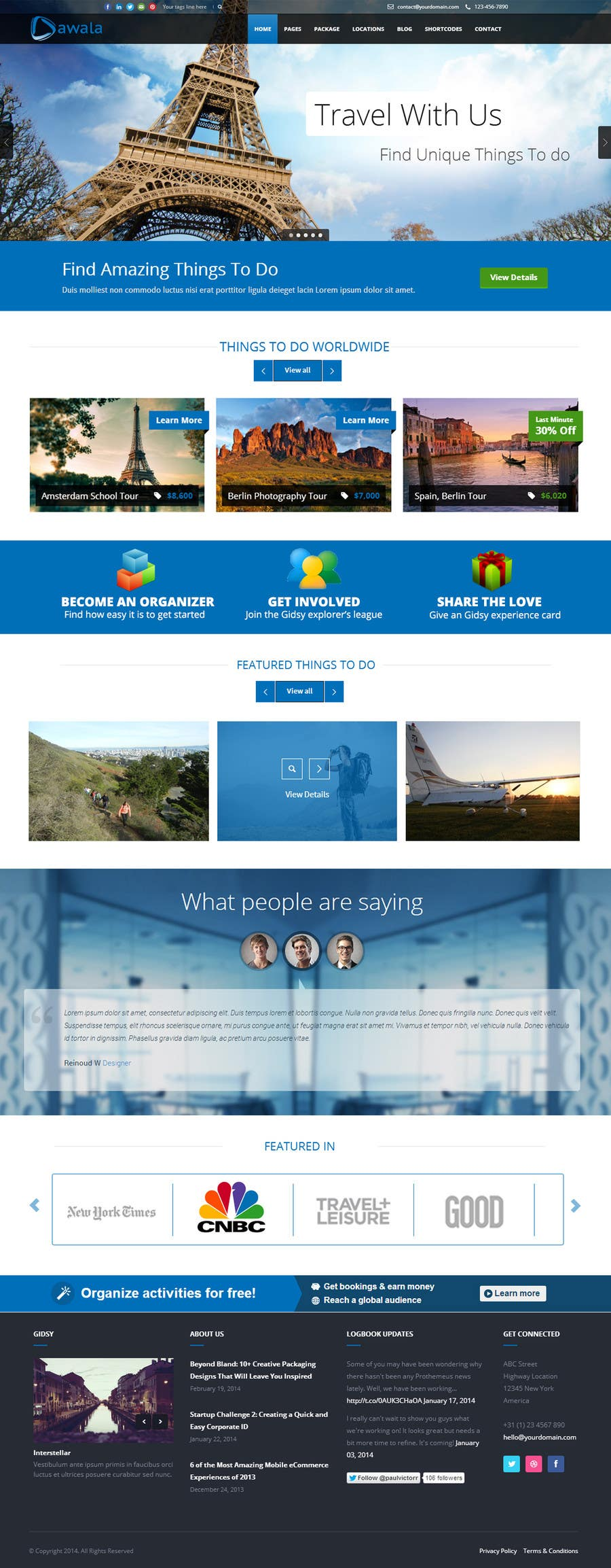 #7 for redesign an existing site with new name by salarali360