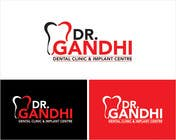 Bài tham dự #35 về Graphic Design cho cuộc thi Design a Logo for Dr. Gandhi Dental Clinic & Implant centre