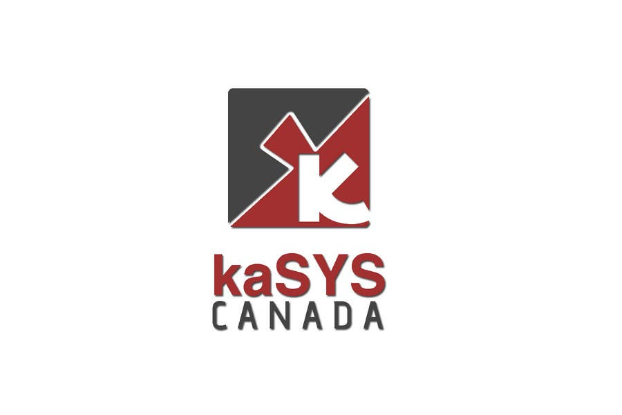 Bài tham dự cuộc thi #128 cho Logo Design for KaSYS Canada