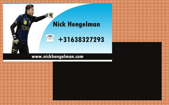 Entry 5 By Shahzaibkhanthe1 For Design Business Card For Personal