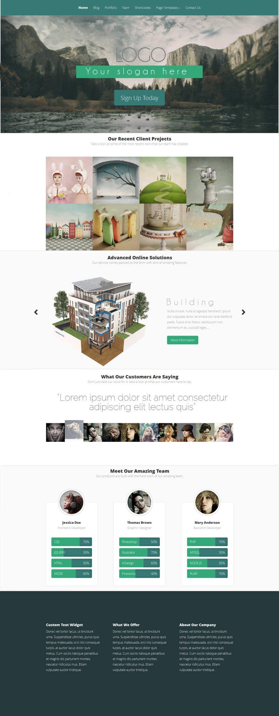 #2 for Build a Website for arbuilding.com.au by FabioGasparrini