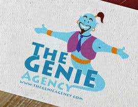 ilusodesign tarafından Logo Design for Genie Agency için no 47