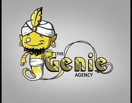 abdolilustrador tarafından Logo Design for Genie Agency için no 39