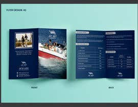 #17 for Design an A5 flyer for boat rental services by micacreation