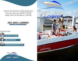 #11 for Design an A5 flyer for boat rental services by Detoditonline