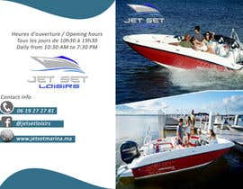 #14 for Design an A5 flyer for boat rental services by Detoditonline