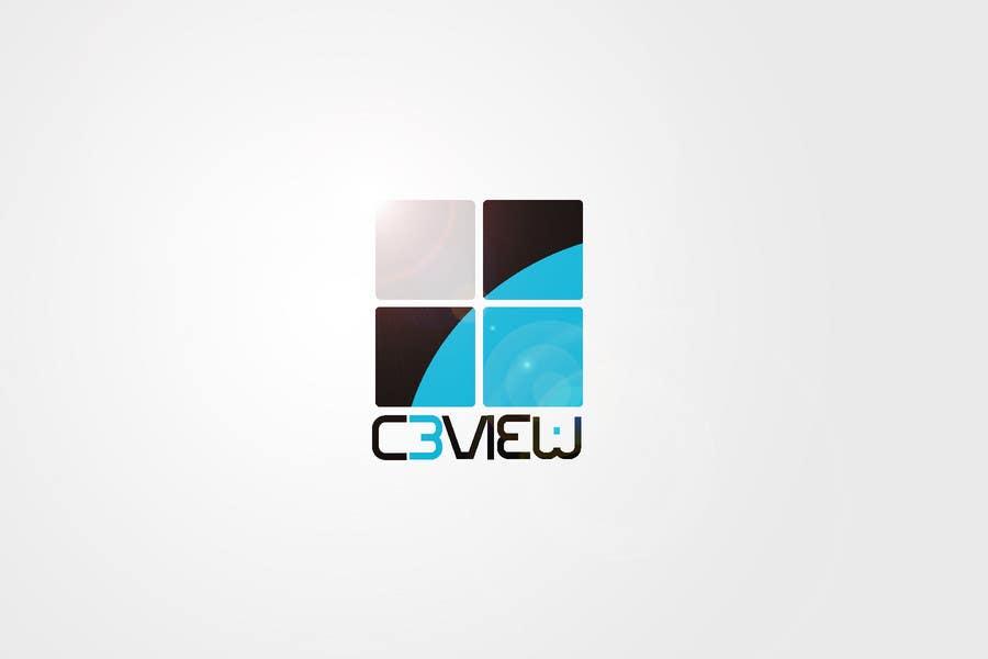 Bài tham dự cuộc thi #59 cho Logo Design for C3VIEW