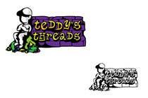 Logo Design for Teddy's Threads için Graphic Design44 No.lu Yarışma Girdisi