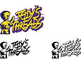 #78 cho Logo Design for Teddy's Threads bởi Ferrignoadv