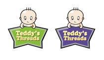 Logo Design for Teddy's Threads için Graphic Design65 No.lu Yarışma Girdisi