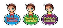Logo Design for Teddy's Threads için Graphic Design110 No.lu Yarışma Girdisi