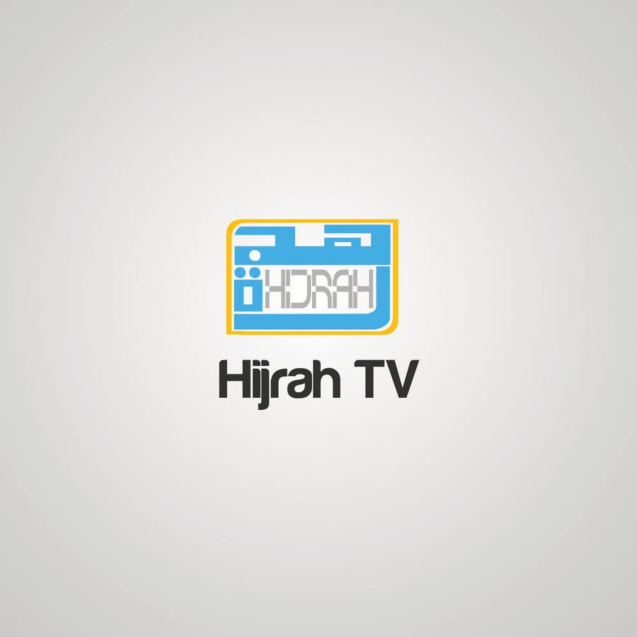Konkurrenceindlæg #                                        136                                      for                                         Logo Design for Hijrah Online Vision (Hijrah.TV)