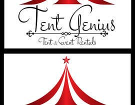 "#30 for Design a logo for ""Tent Genius"" by karunrams"