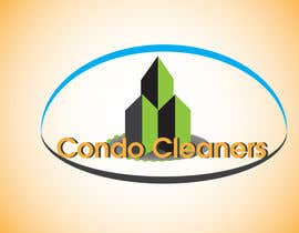 #386 para Logo Design for Condo Cleaners por Robinray