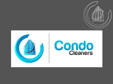 #331 para Logo Design for Condo Cleaners por rraja14