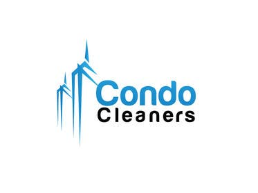 #389 para Logo Design for Condo Cleaners por rraja14