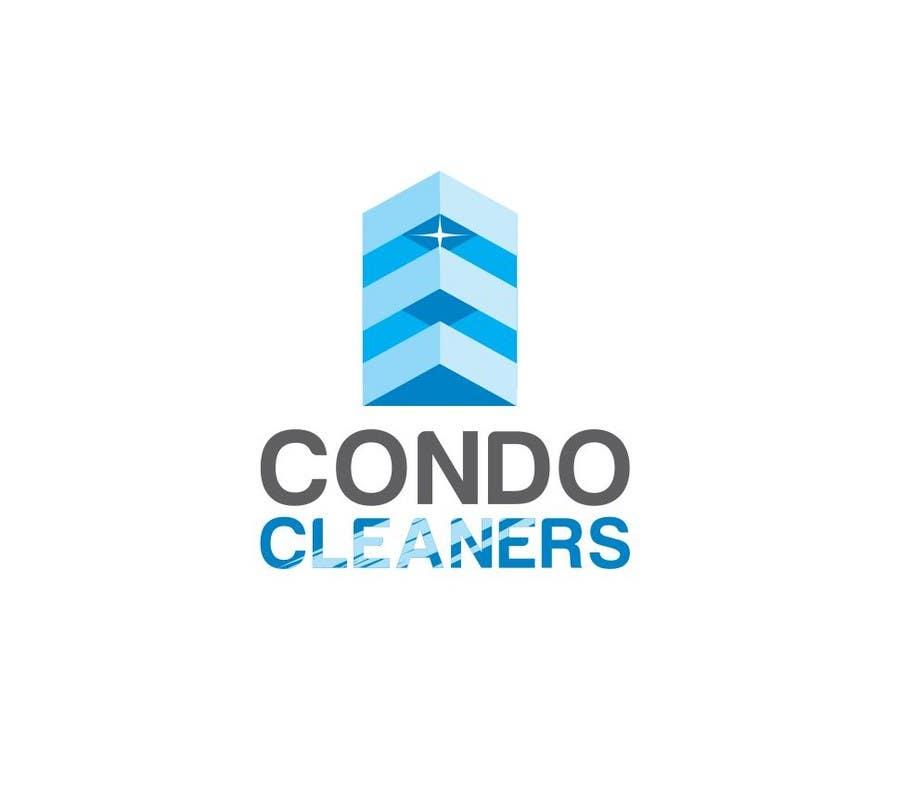 Penyertaan Peraduan #304 untuk Logo Design for Condo Cleaners