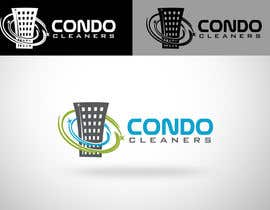 #299 for Logo Design for Condo Cleaners by Dakshinarts