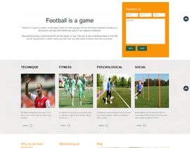 #18 for Design a Website Mockup - new version of existing site by dacsa72