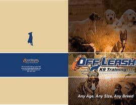 joybabo tarafından Design a Brochure for Off Leash K9 Training, Central MN -- 2 için no 24