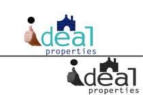 Graphic Design Entri Peraduan #75 for Graphic Design for iDeal Properties