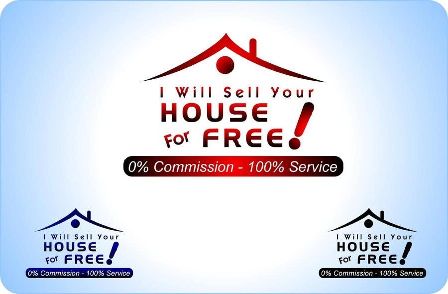 Inscrição nº 12 do Concurso para Logo Design for I Will Sell Your House For Free