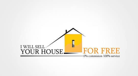 Конкурсная заявка №89 для Logo Design for I Will Sell Your House For Free