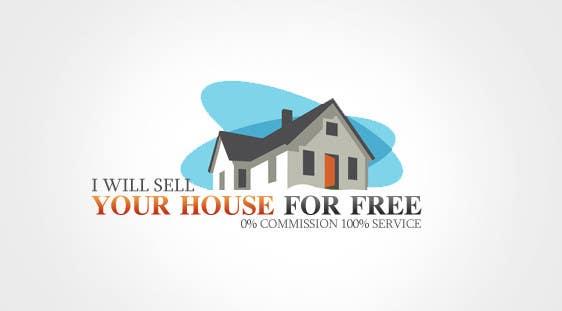 Конкурсная заявка №95 для Logo Design for I Will Sell Your House For Free