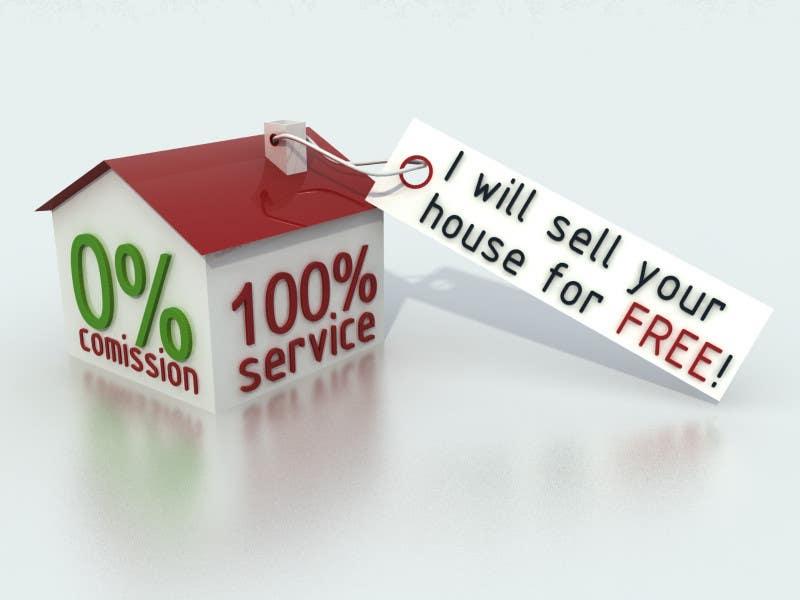 Inscrição nº 239 do Concurso para Logo Design for I Will Sell Your House For Free
