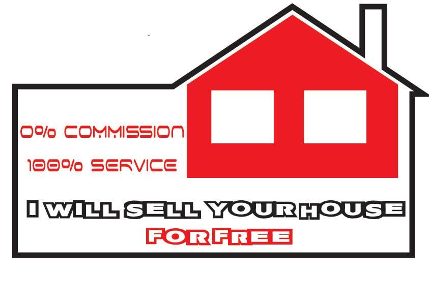 Inscrição nº 221 do Concurso para Logo Design for I Will Sell Your House For Free