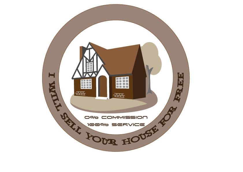Конкурсная заявка №233 для Logo Design for I Will Sell Your House For Free
