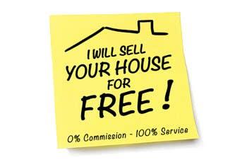 Конкурсная заявка №98 для Logo Design for I Will Sell Your House For Free