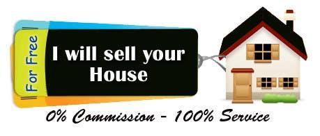 Inscrição nº 114 do Concurso para Logo Design for I Will Sell Your House For Free
