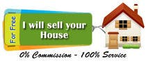 Graphic Design Конкурсная работа №113 для Logo Design for I Will Sell Your House For Free