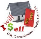 Graphic Design Конкурсная работа №111 для Logo Design for I Will Sell Your House For Free