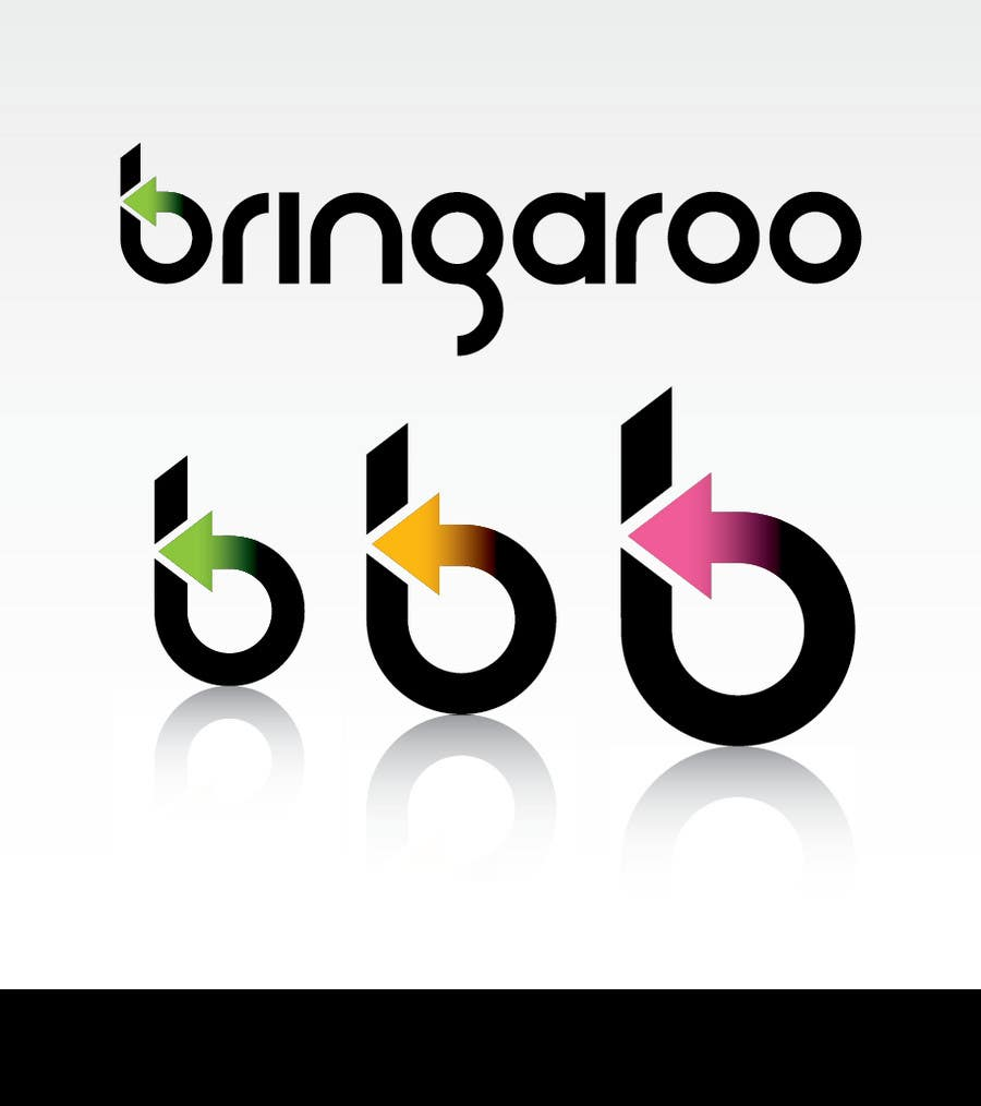 Contest Entry #176 for Logo Design for Bringaroo