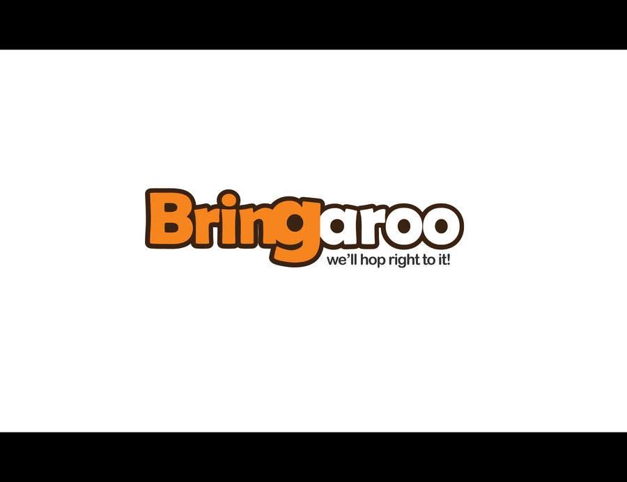 Kilpailutyö #240 kilpailussa Logo Design for Bringaroo