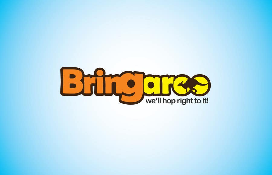 Конкурсная заявка №361 для Logo Design for Bringaroo