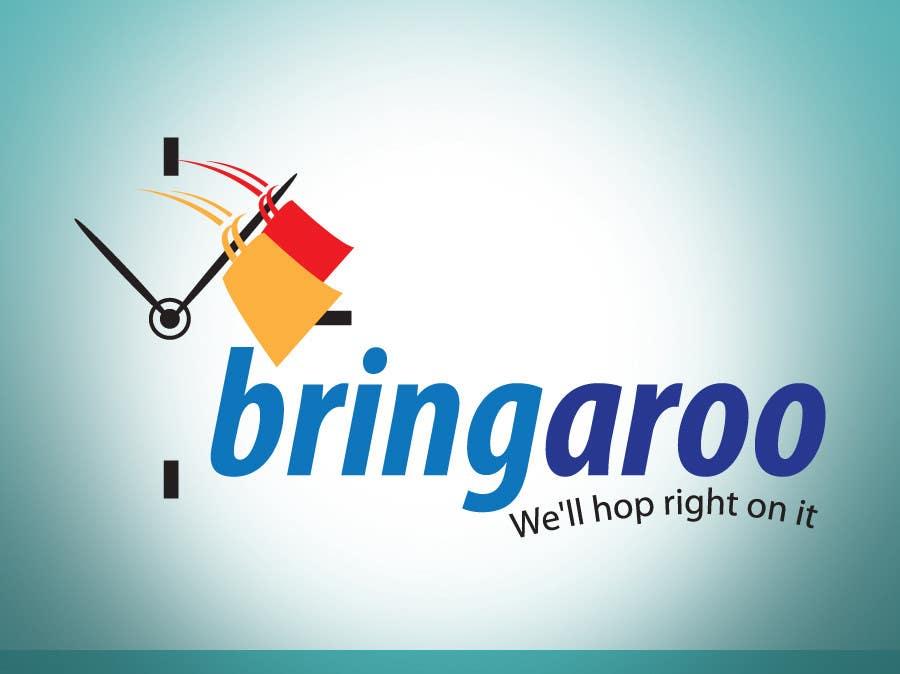 Contest Entry #216 for Logo Design for Bringaroo