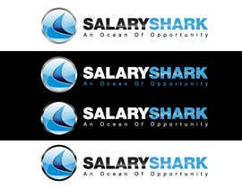 #132 for Logo Design for SalaryShark by jtmarechal