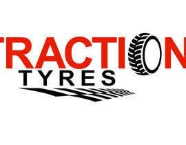 #83 untuk Design a Logo for Traction Tyres oleh beckseve