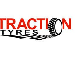#84 untuk Design a Logo for Traction Tyres oleh beckseve