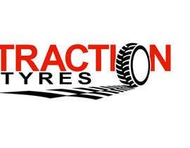#85 untuk Design a Logo for Traction Tyres oleh beckseve