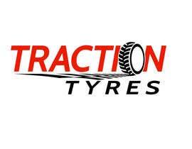 #94 untuk Design a Logo for Traction Tyres oleh beckseve