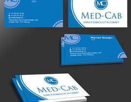 #33 para Design some Business Cards for my company por kousik851