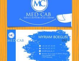#60 para Design some Business Cards for my company por skymaxali