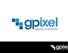 #343 pentru Logo Design for gpixel - digital creativity de către Designer0713