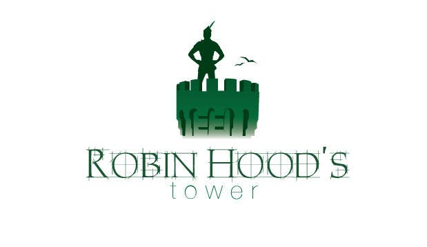 #11 for Design a Logo for Robin Hood's Tower by mohammadazem